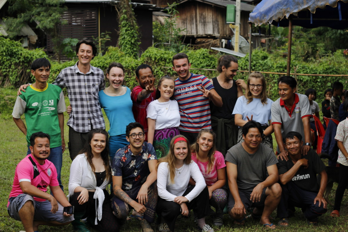 Volunteer with KHT in Thailand