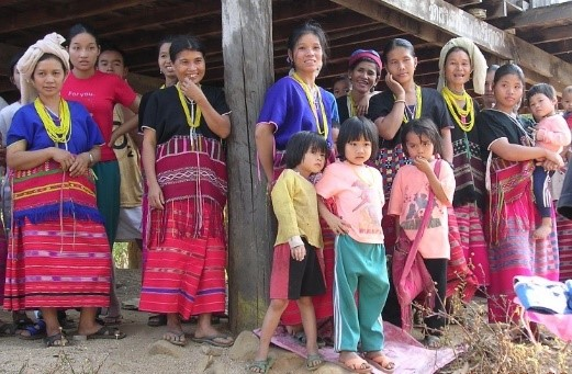 About the Karen people